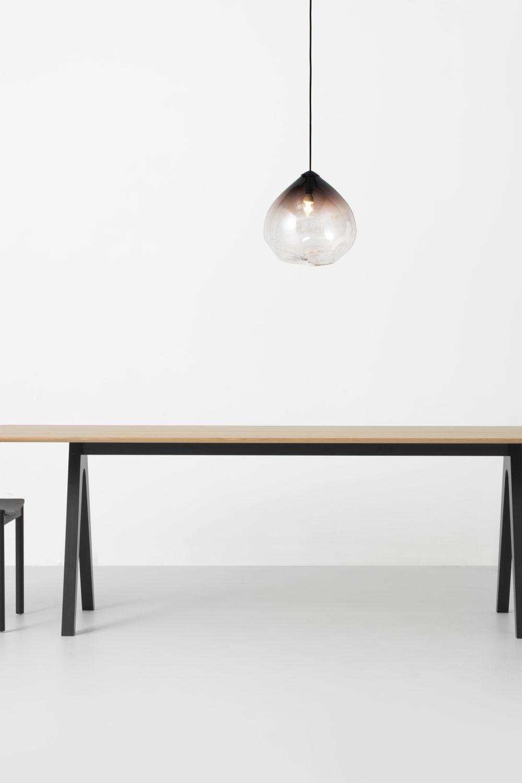 Resident Scholar Table And Parison Pendant