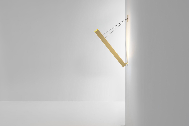 Resident V Wall Light By Resident Studio 3