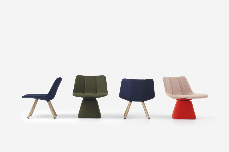 Resident Volley Chair By Jamie Mclellan