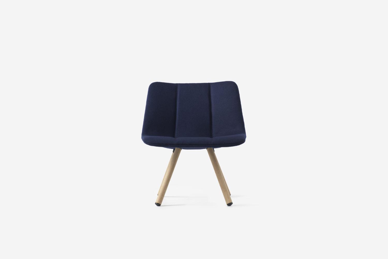 Resident Volley Four Leg Chair By Jamie Mclellan 2