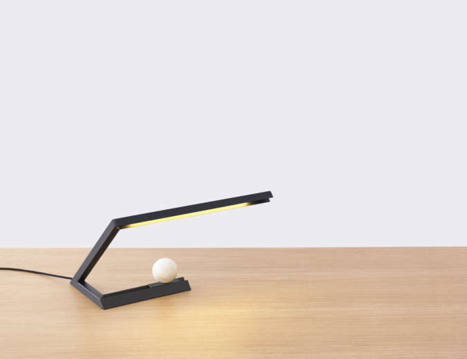 Resident Oud Table Light Black By Nat Cheshire 2